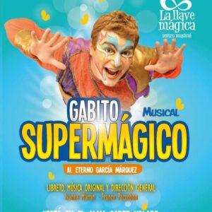 GABITO SUPERMAGICO, el musical – Streaming