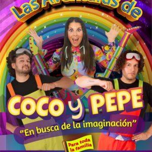 Las aventuras de Coco y Pepe