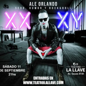 XX – XY (SEXO, HUMOR Y ROCK AND ROLL)