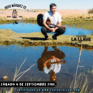 "Diego Márquez es ""Bicho Raro"""